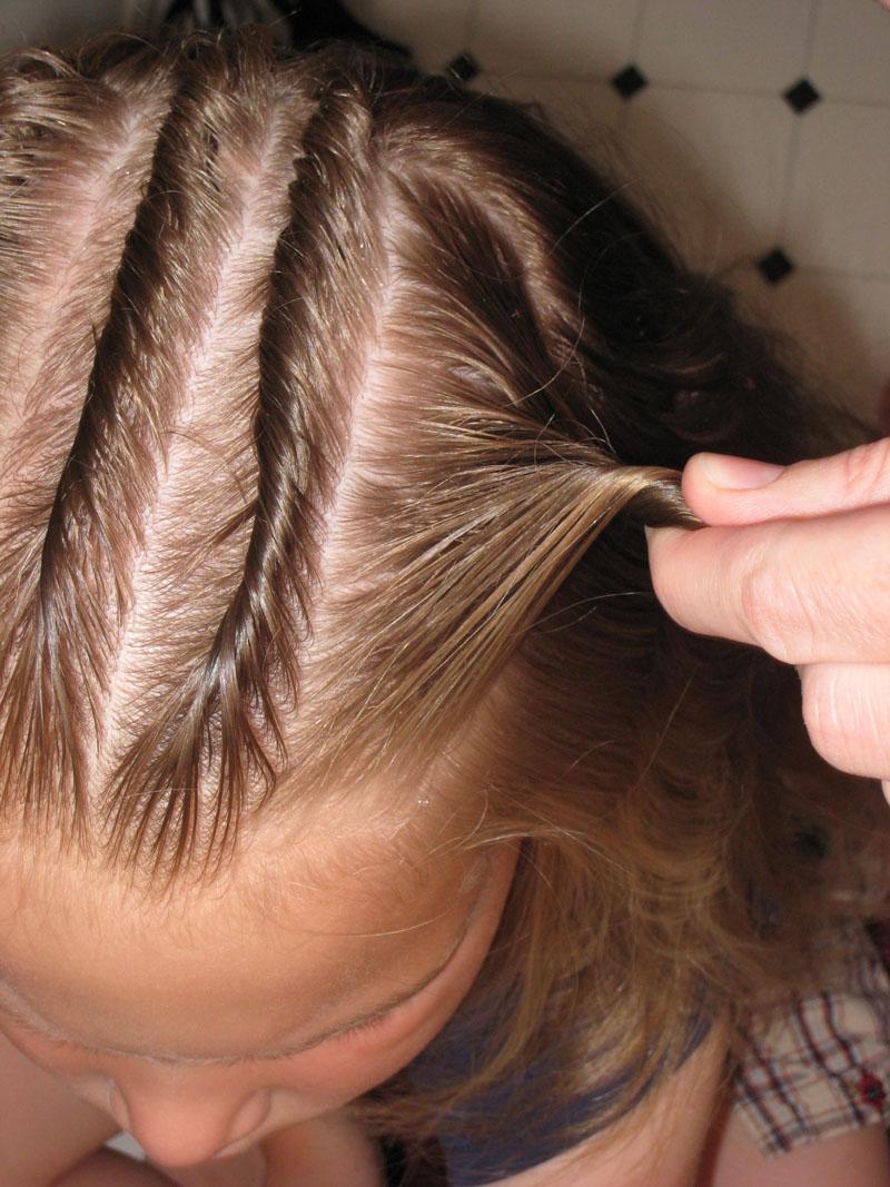 Enjoyable Twisted Cornrows Babes In Hairland Short Hairstyles Gunalazisus