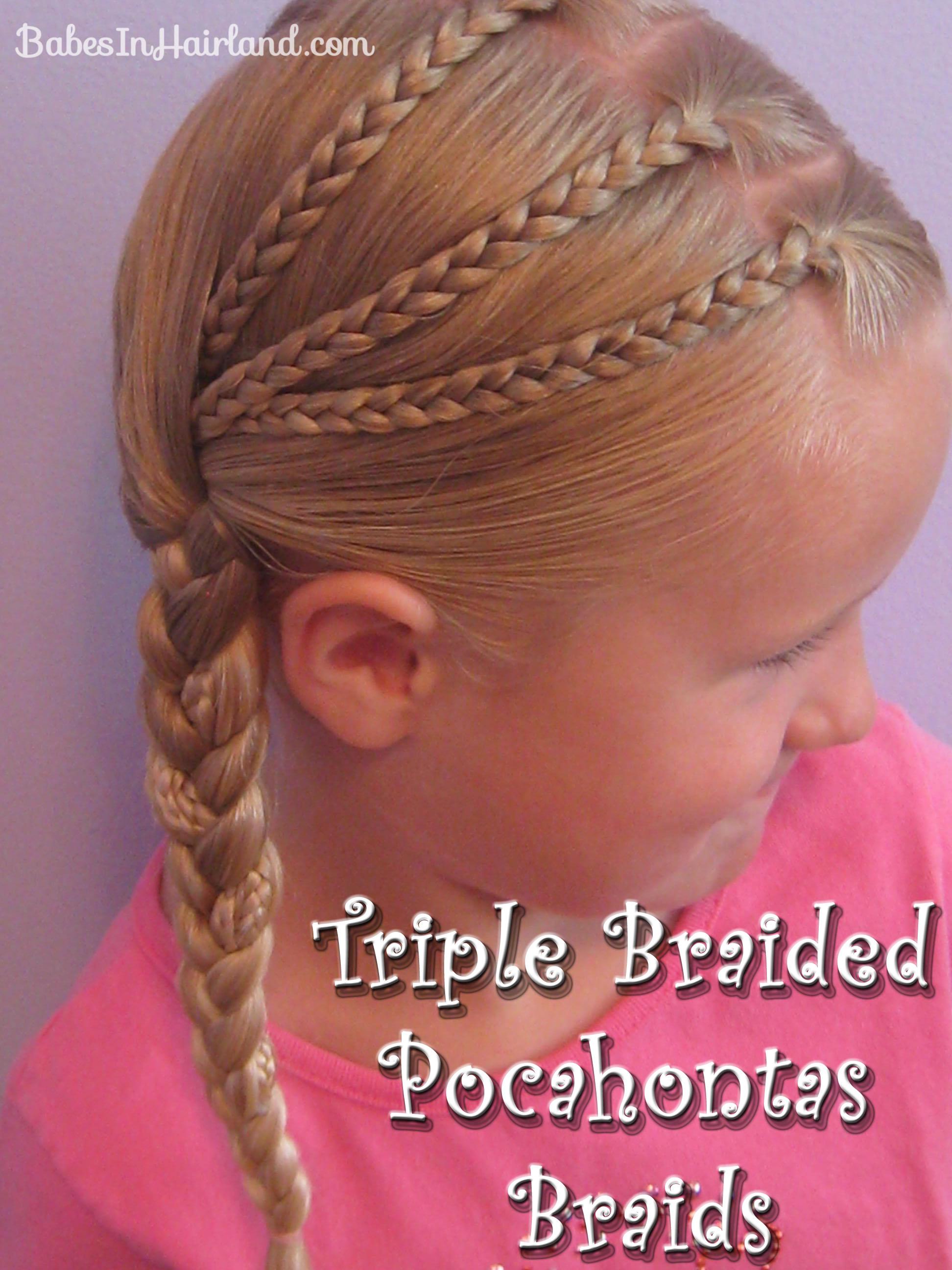 Prime 20 Back To Scohol Braids Babes In Hairland Short Hairstyles Gunalazisus