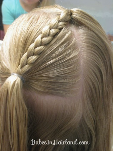 Letter A Hairstyle (6)