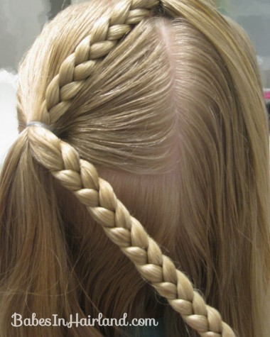 Letter A Hairstyle (8)