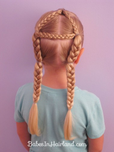Letter A Hairstyle (17)