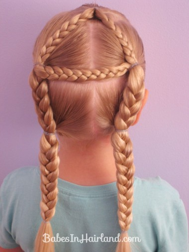 Letter A Hairstyle (1)