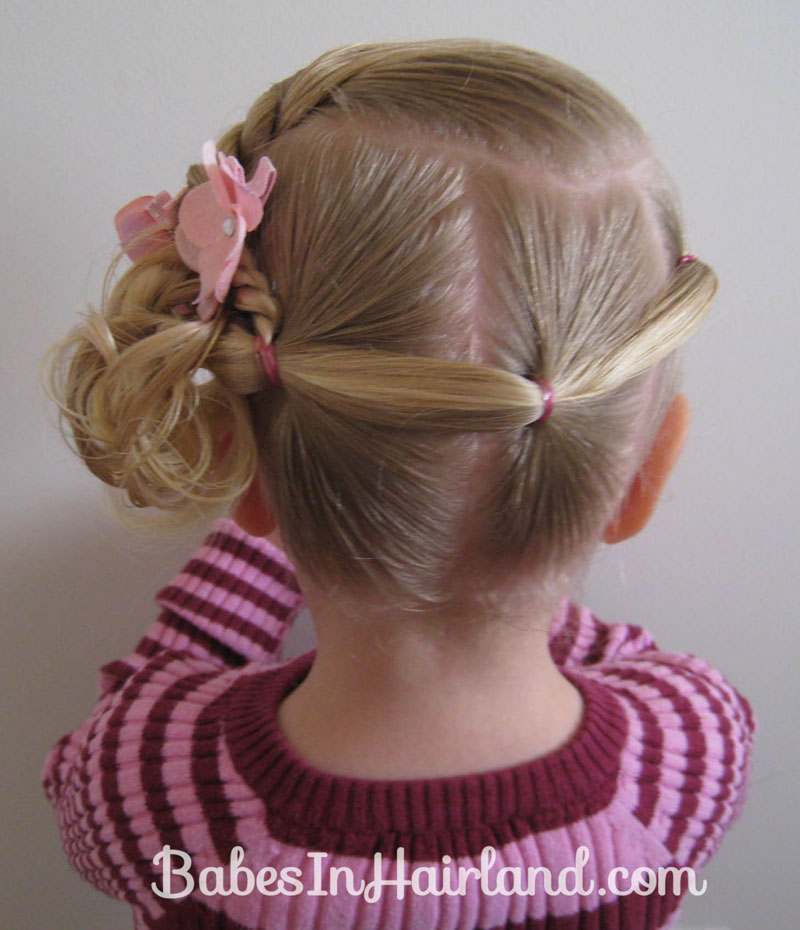 5 Pretty Easter Hairstyles Babes In Hairland