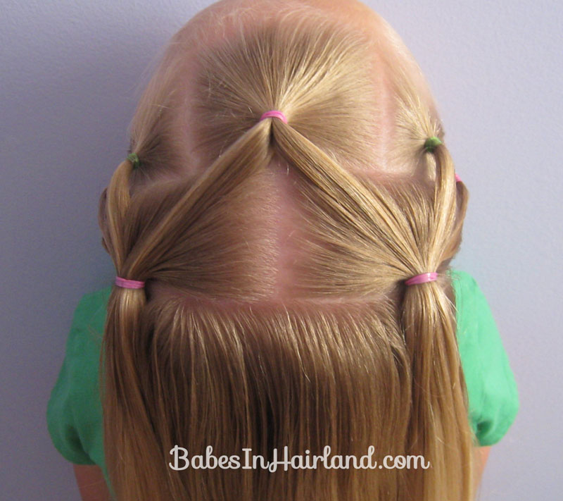 Little Girl Hairstyle Youtube: 7 Little Ponies Hairstyle