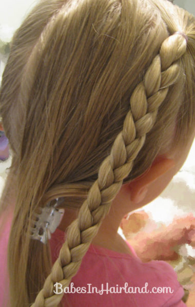 Letter H Hairstyle (4)