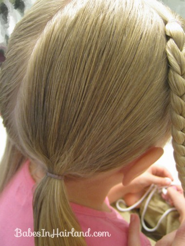Letter H Hairstyle (5)
