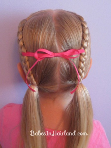 Letter H Hairstyle (11)
