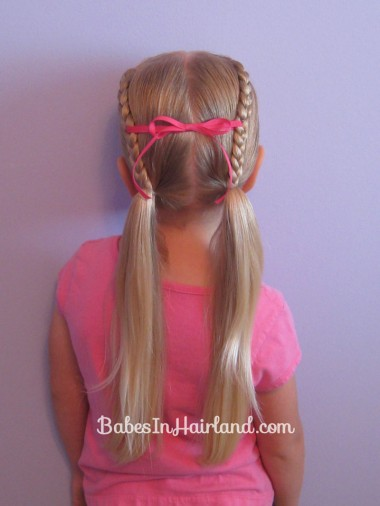 Letter H Hairstyle (12)