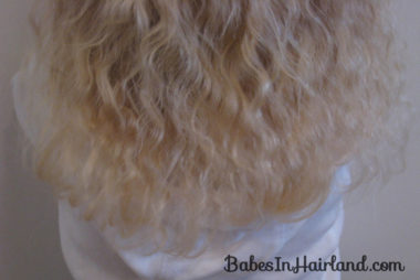 No More Straight Ends of Waves from Braids (2)