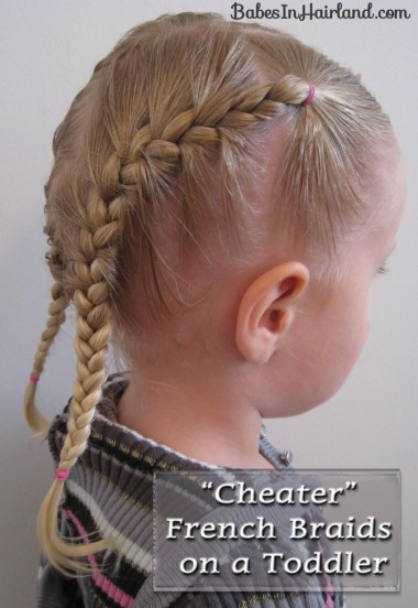 Toddler French Braids (1)