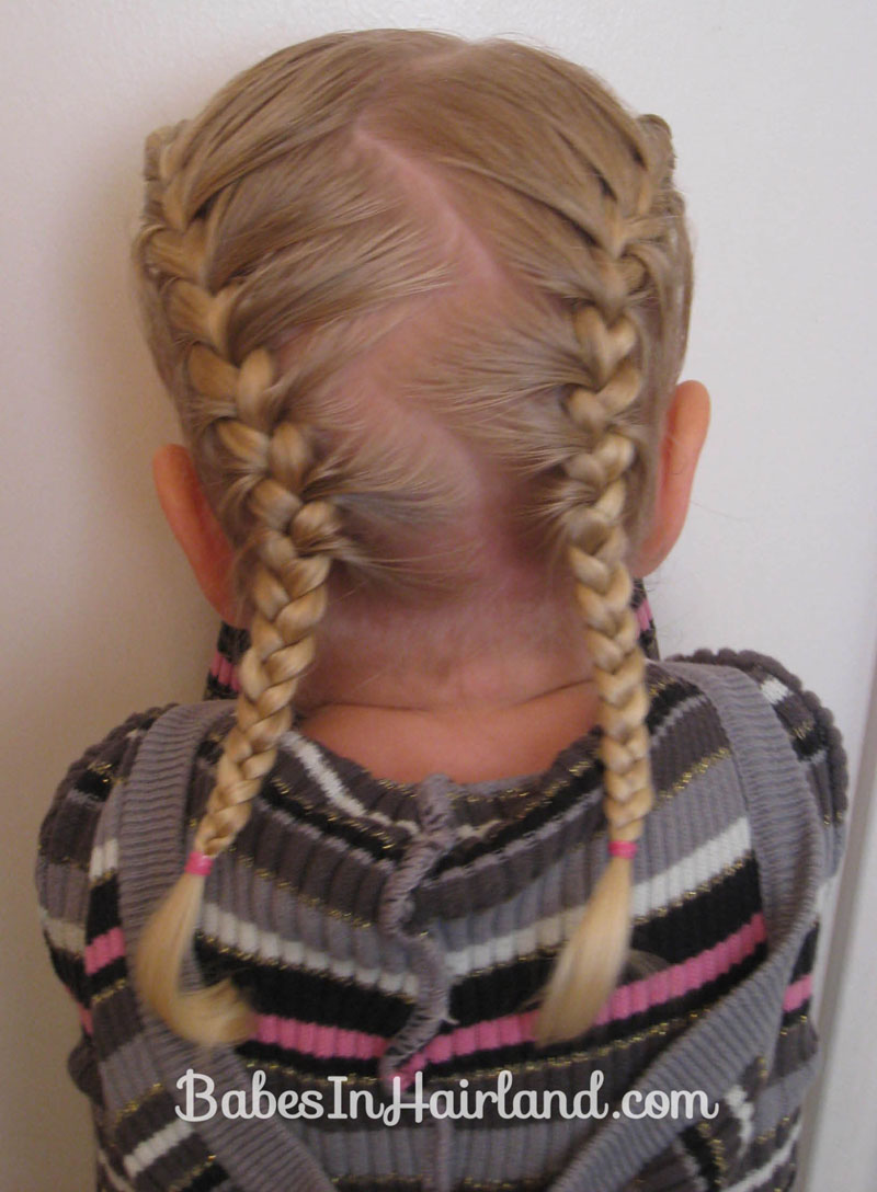 Superb Pics Of 2 French Braids Braids Hairstyles For Men Maxibearus