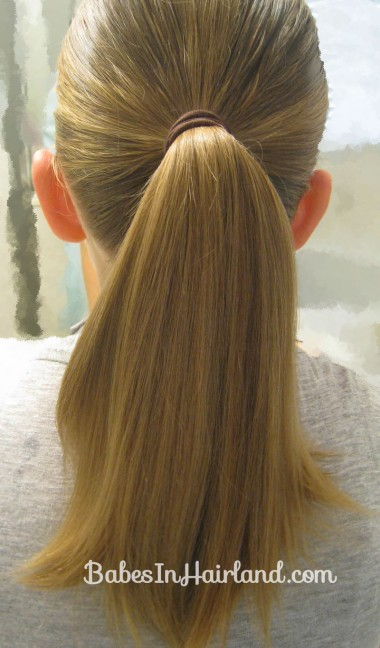 A Bun For Shorter Hair Babes In Hairland
