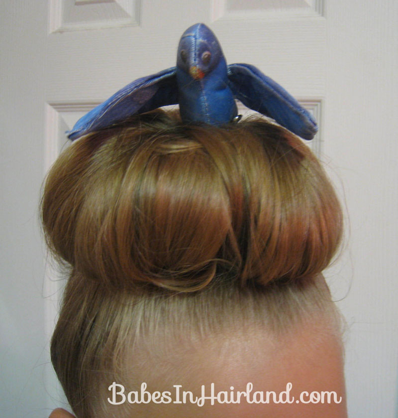 Crazy Hair Day Styles Babes In Hairland
