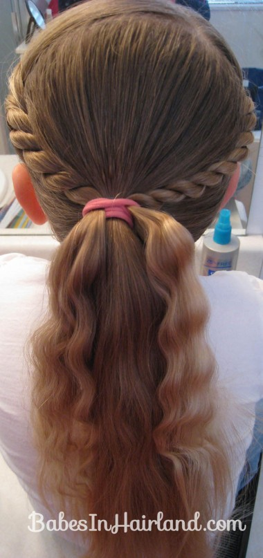 Cute Turkey Bun Hairstyle (2)