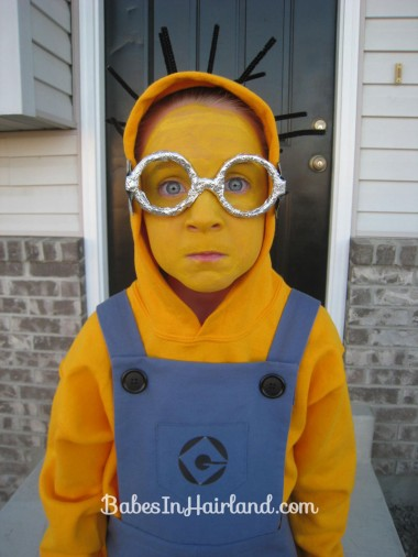 Dispicable Me -Minion Halloween Costumes (4)