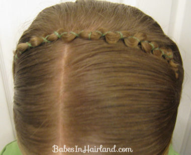 Rubber Band Wrap Headband (4)