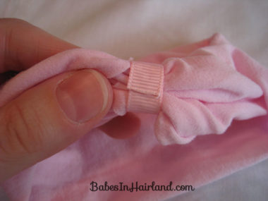 How to Make a Baby Headband (14)