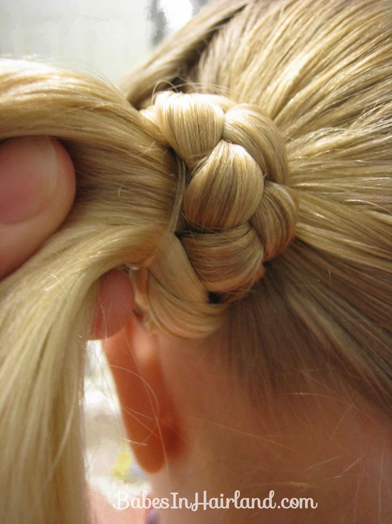 Excellent Lauren Conrad Inspired Half French Braid Wrapped Ponytail Short Hairstyles For Black Women Fulllsitofus