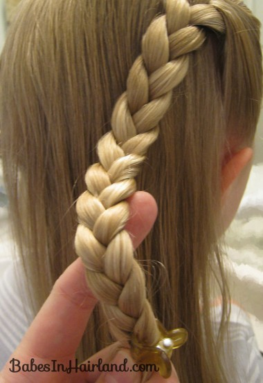 Heart Braids - Valentine's Day Hairstyle (5)