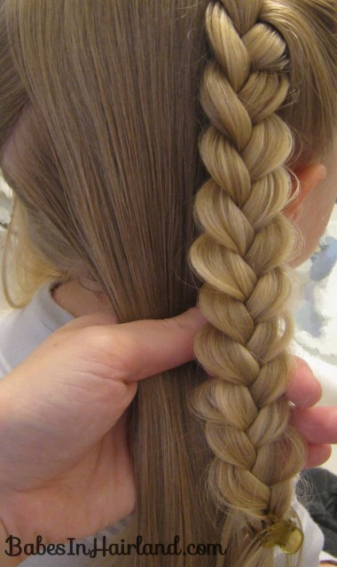 Heart Braids - Valentine's Day Hairstyle (8)