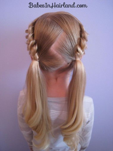 Heart Braids - Valentine's Day Hairstyle (16)