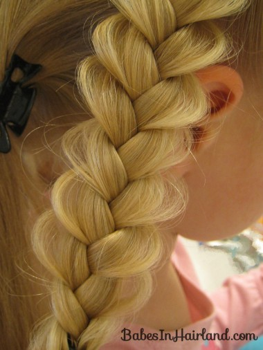 Heart Braids - Valentine's Day Hairstyle (7)