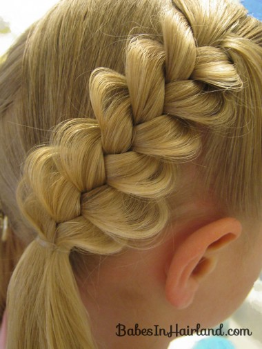 Heart Braids - Valentine's Day Hairstyle (10)