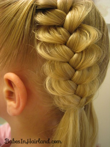 Heart Braids - Valentine's Day Hairstyle (11)