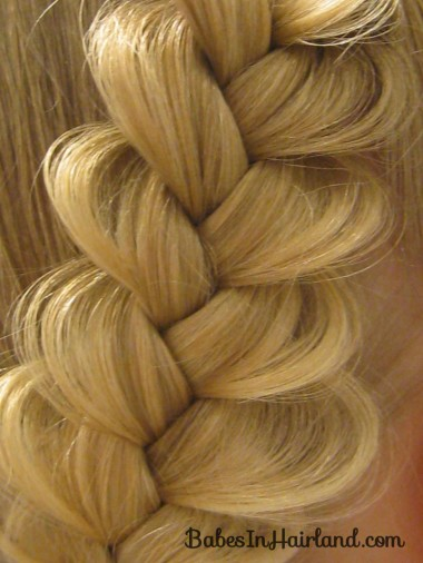 Heart Braids - Valentine's Day Hairstyle (12)