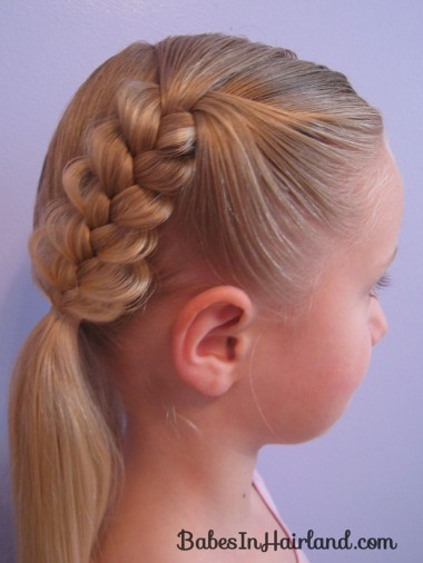 Heart Braids - Valentine's Day Hairstyle (14)