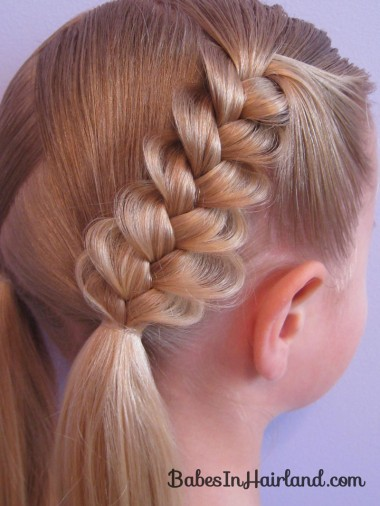 Heart Braids - Valentine's Day Hairstyle (17)
