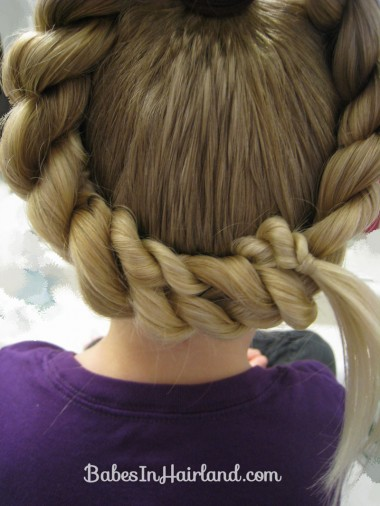 Letter Q Hairstyle (7)