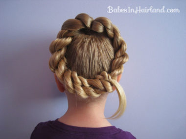 Letter Q Hairstyle (10)