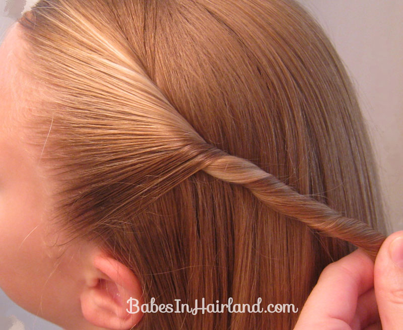 Twisting Hair Styles: Teen Hairstyles - Babes In Hairland