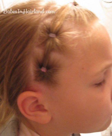 Polka Dot Headband Hairstyles (5)