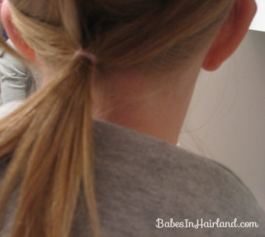 Polka Dot Headband Hairstyles (12)