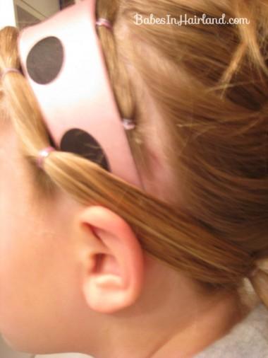 Polka Dot Headband Hairstyles (10)