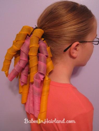 Ponytail Hooks & Curlformers (7)