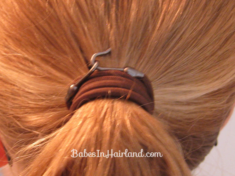 Pleasant Ponytail Hooks And Curlformers Babes In Hairland Short Hairstyles For Black Women Fulllsitofus