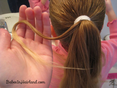 Curls above Ponytail Hairstyle (3)