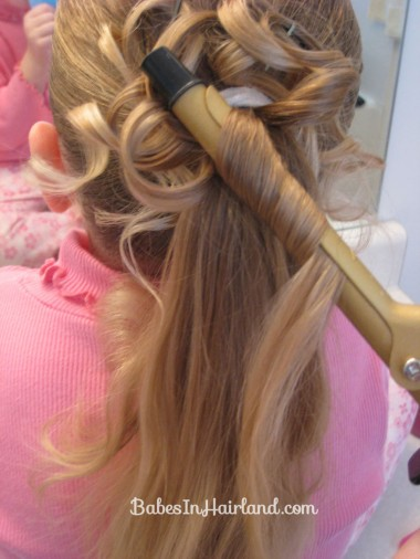 Curls above Ponytail Hairstyle (6)
