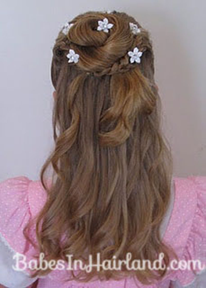 Accessorizing With Hair Pins Babes In Hairland