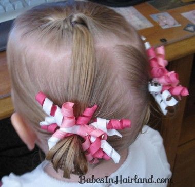 Topsy Tail Hairstyles   BabesInHairland.com #topsytail #flippedponytail #hair #hairstyles