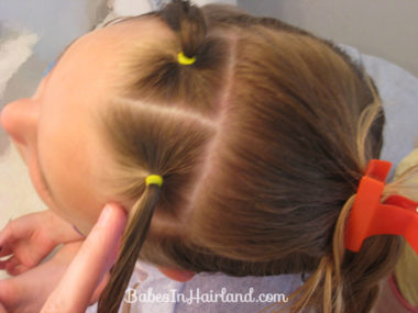 Criss Cross Ponies & Rope Braids (5)