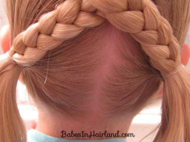 Letter X Hairstyle (7)