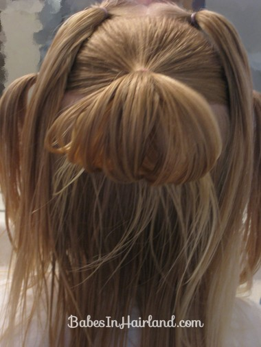 Combo Flower Girl Hairstyle (5)
