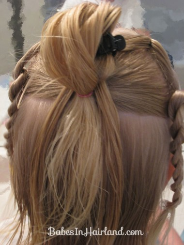 Combo Flower Girl Hairstyle (10)