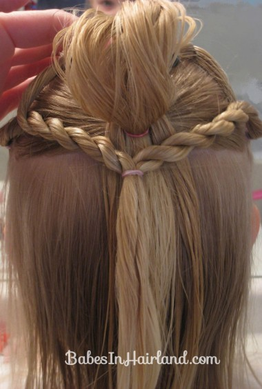 Combo Flower Girl Hairstyle (11)