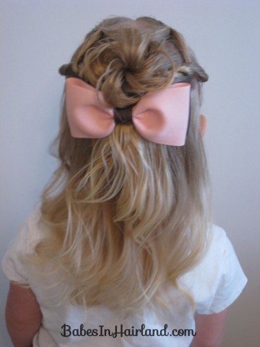 Combo Flower Girl Hairstyle (14)
