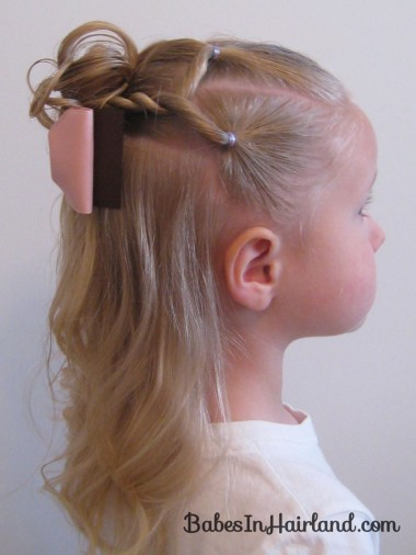 5 Pretty Easter Hairstyles from BabesInHairland.com (8)